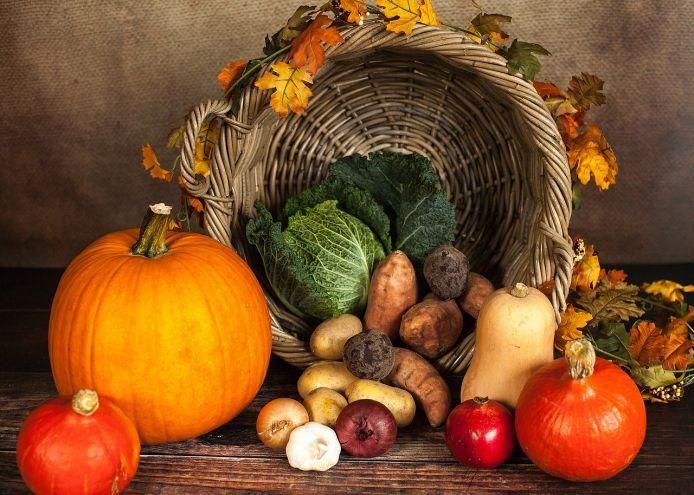 podzimní slavnost